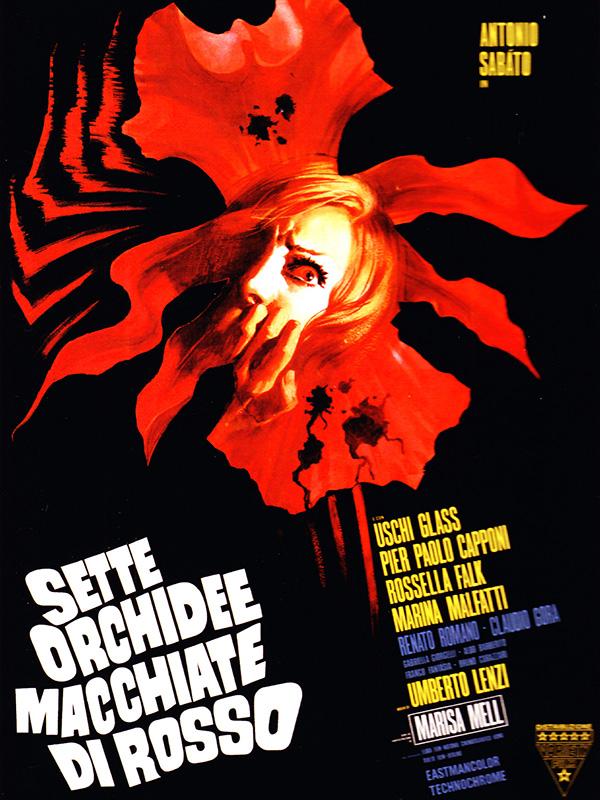 Le tueur à l'orchidée, d'Umberto Lenzi