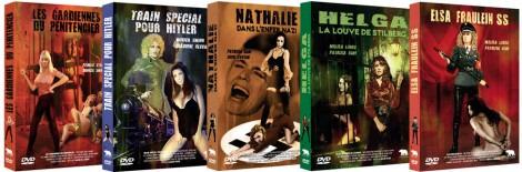Collection Artus Films dvd