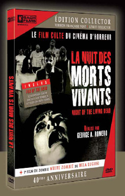 nuit des morts vivants