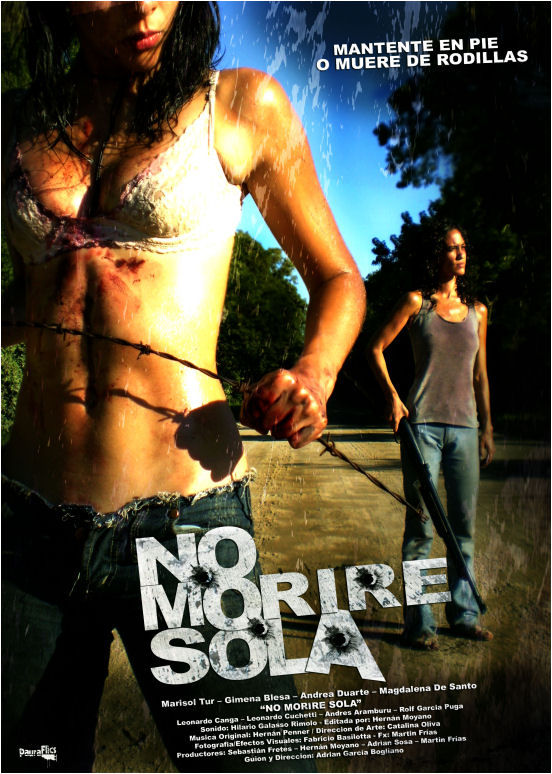 No Morirè Sola (I'll never die alone)