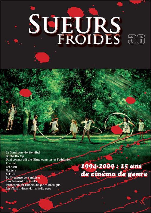 Sueurs Froides n°36 est disponible
