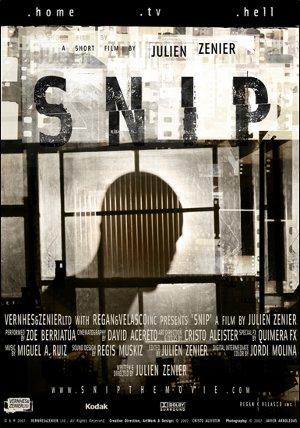 Snip, de Julien Zenier