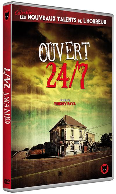 Ouvert 24/7, de Thierry Paya (+ entretien avec Stéphanie Kern Siebering)