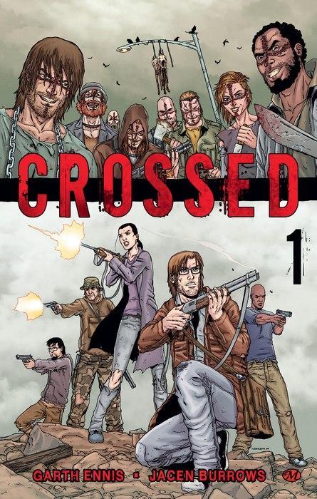 Crossed, de Garth Ennis