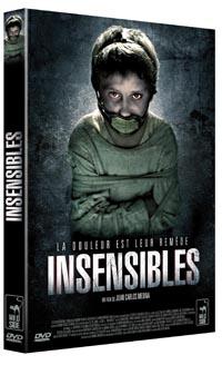 Insensibles jaquette DVD