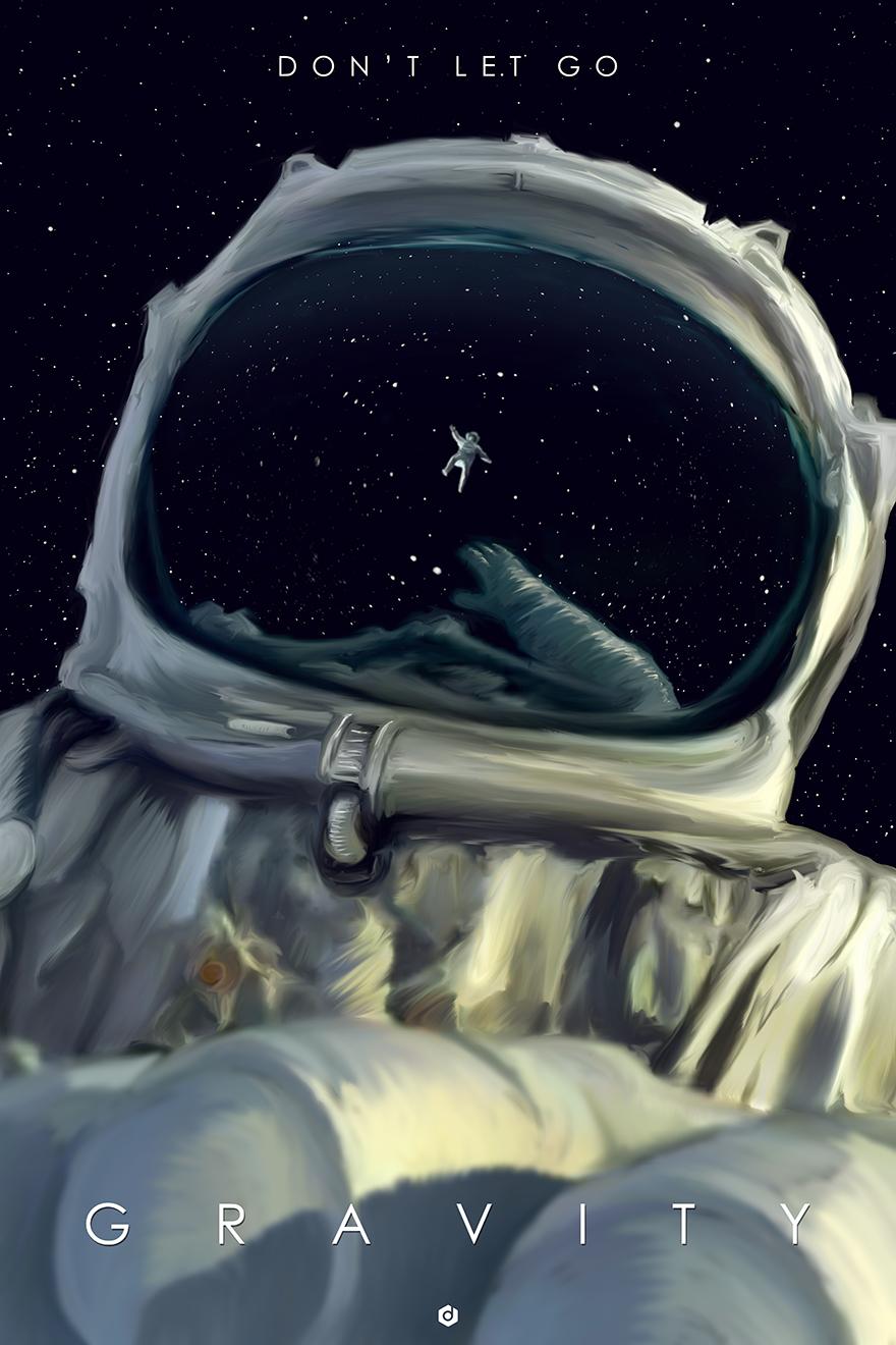 Gravity d'Alfonso Cuarón : La tête dans les étoiles, mais sur les épaules