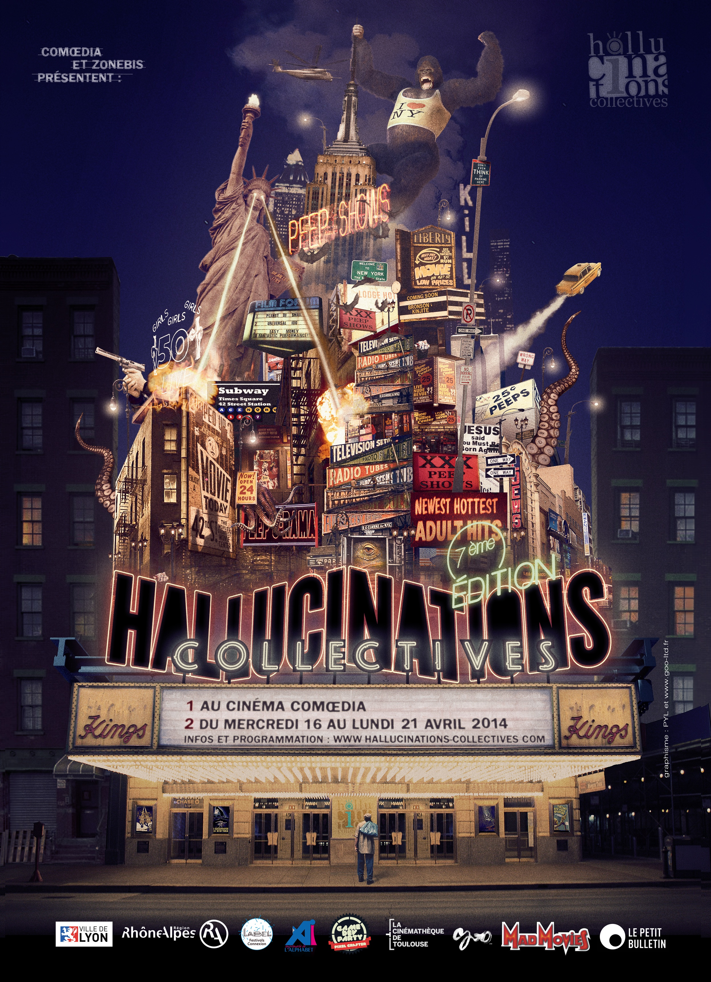 Hallucinations collectives 2014