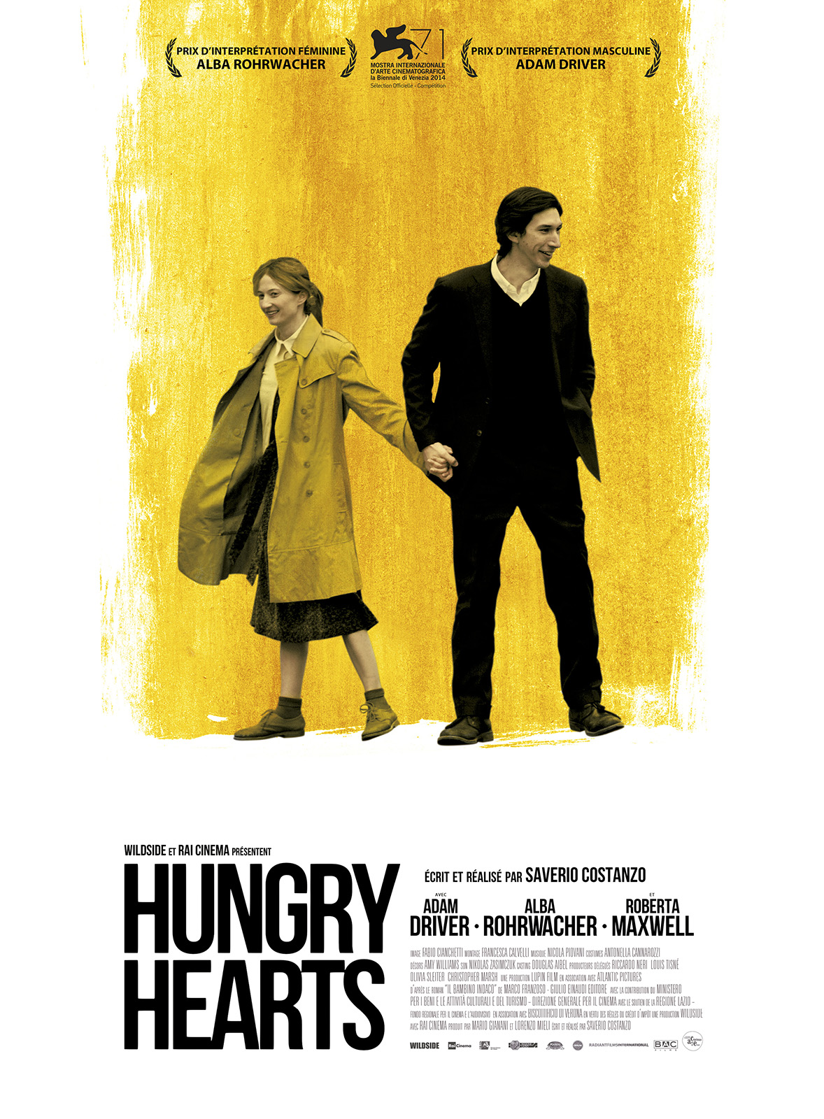 Hungry hearts, de Saverio Costanzo