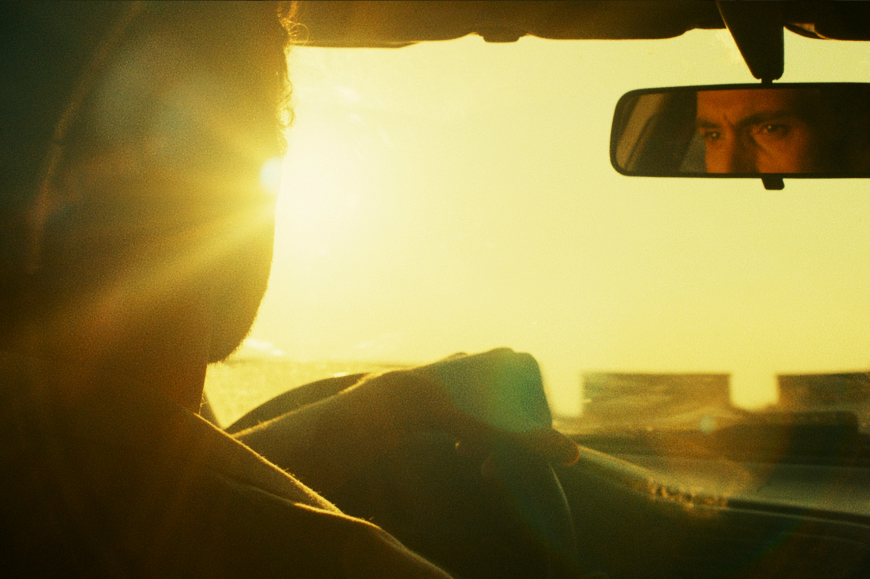Blind sun, de Joyce A. Nashawati