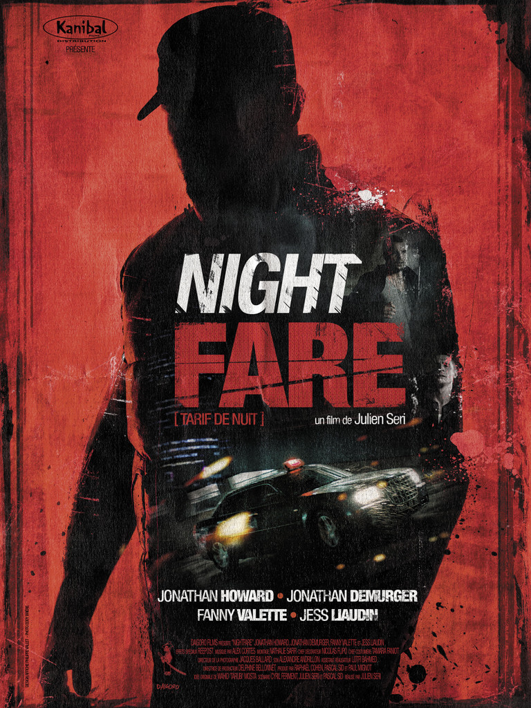 night fare julien seri