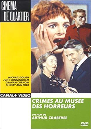 Crime au Musée des Horreurs