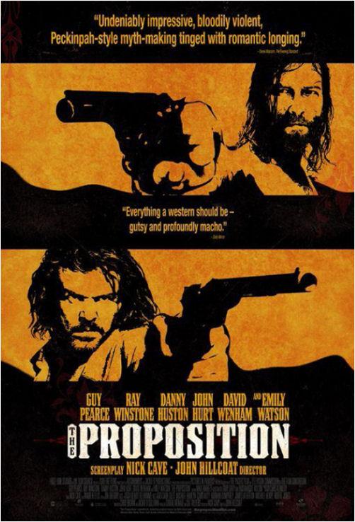The proposition, western australien
