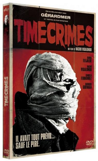 Timecrimes en DVD