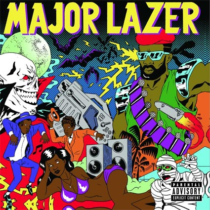 MAJOR LAZER !!!