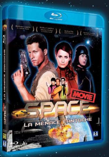 Space movie, la menace fantoche