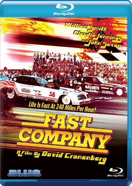 Fast Company, de David Cronenberg