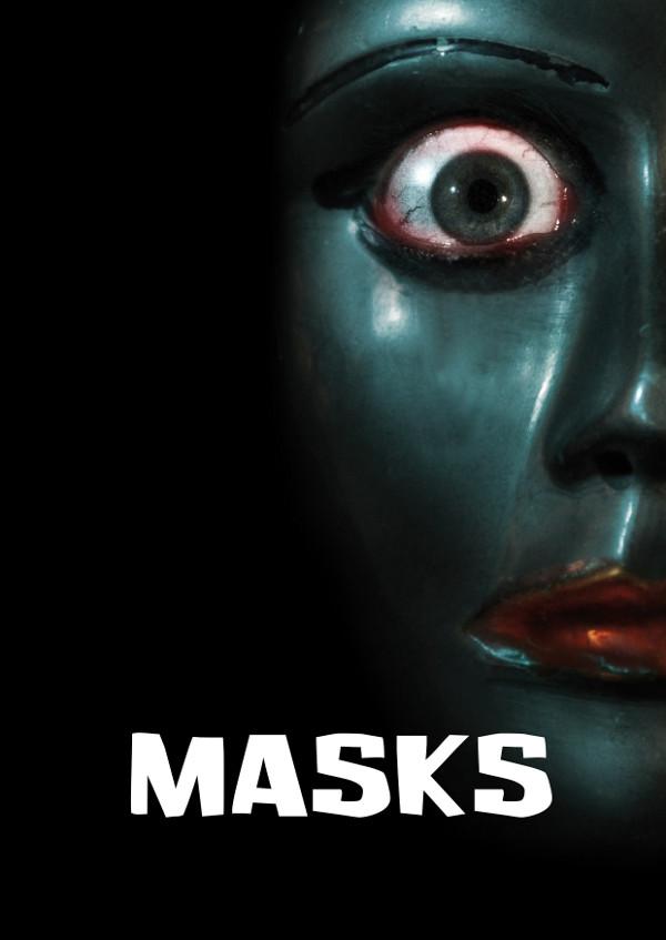 Masks d'Andreas Marschall