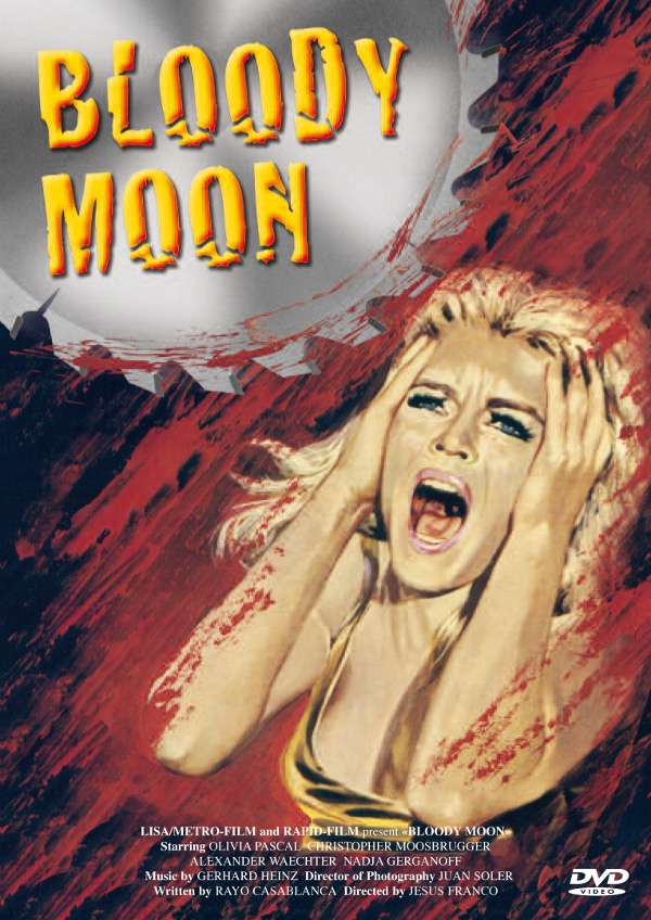 Bloody Moon de Jess Franco