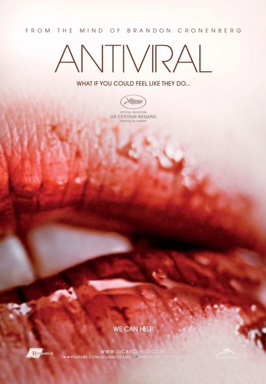 Antiviral, de Brandon Cronenberg