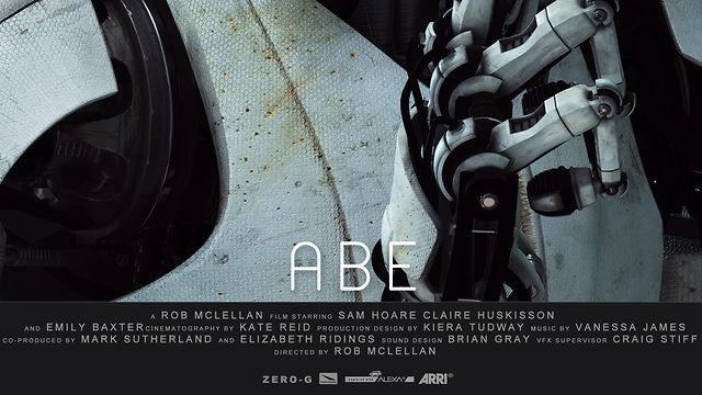 Abe, de Rob McLellan