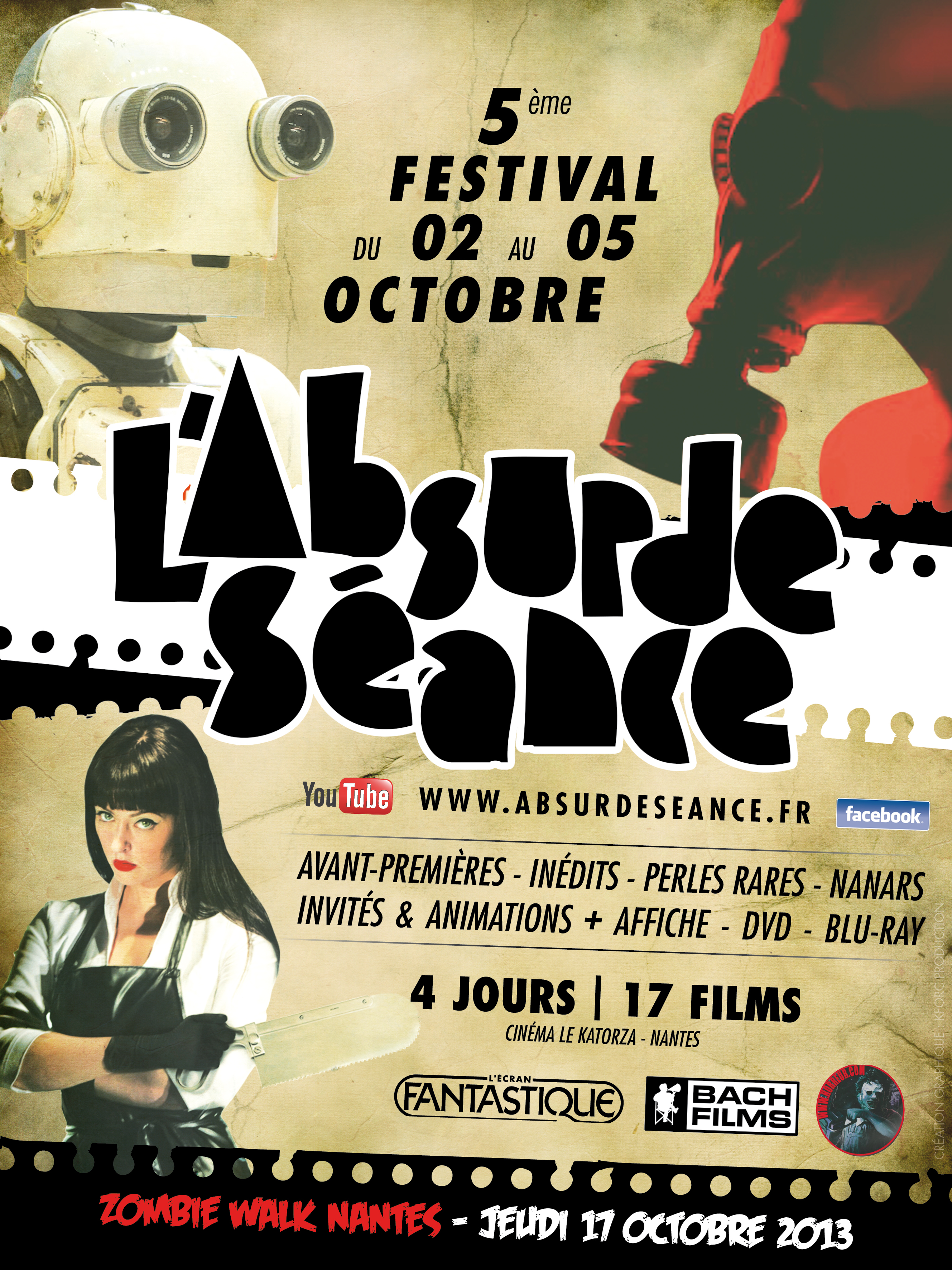 Festival Absurde Séance 2013