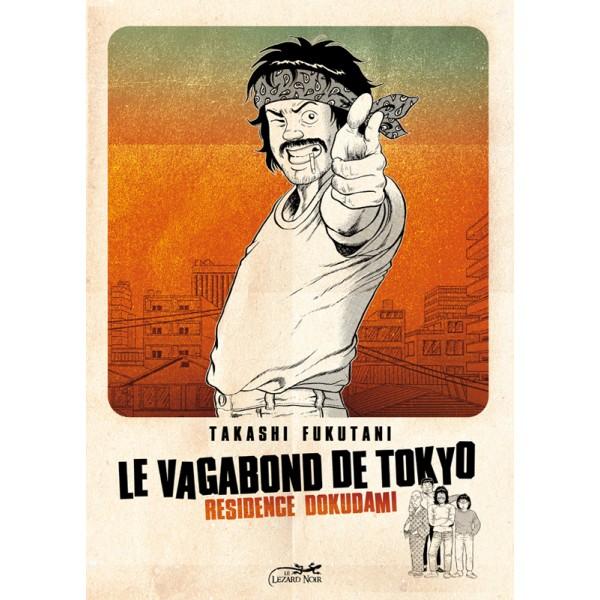 Le vagabond de Tokyo de Takashi Fukutani