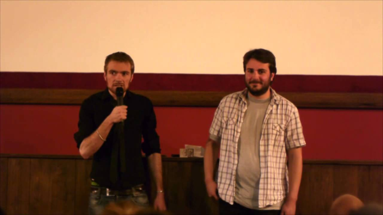 Rencontre avec François Gaillard et Christophe Robin