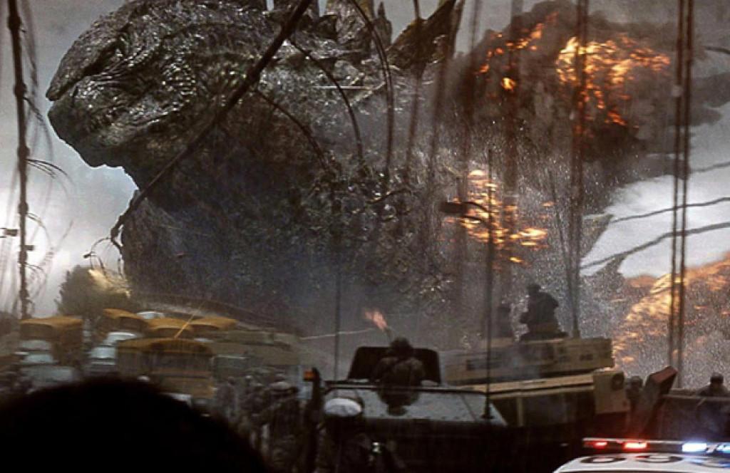 Godzilla, de Gareth Edwards