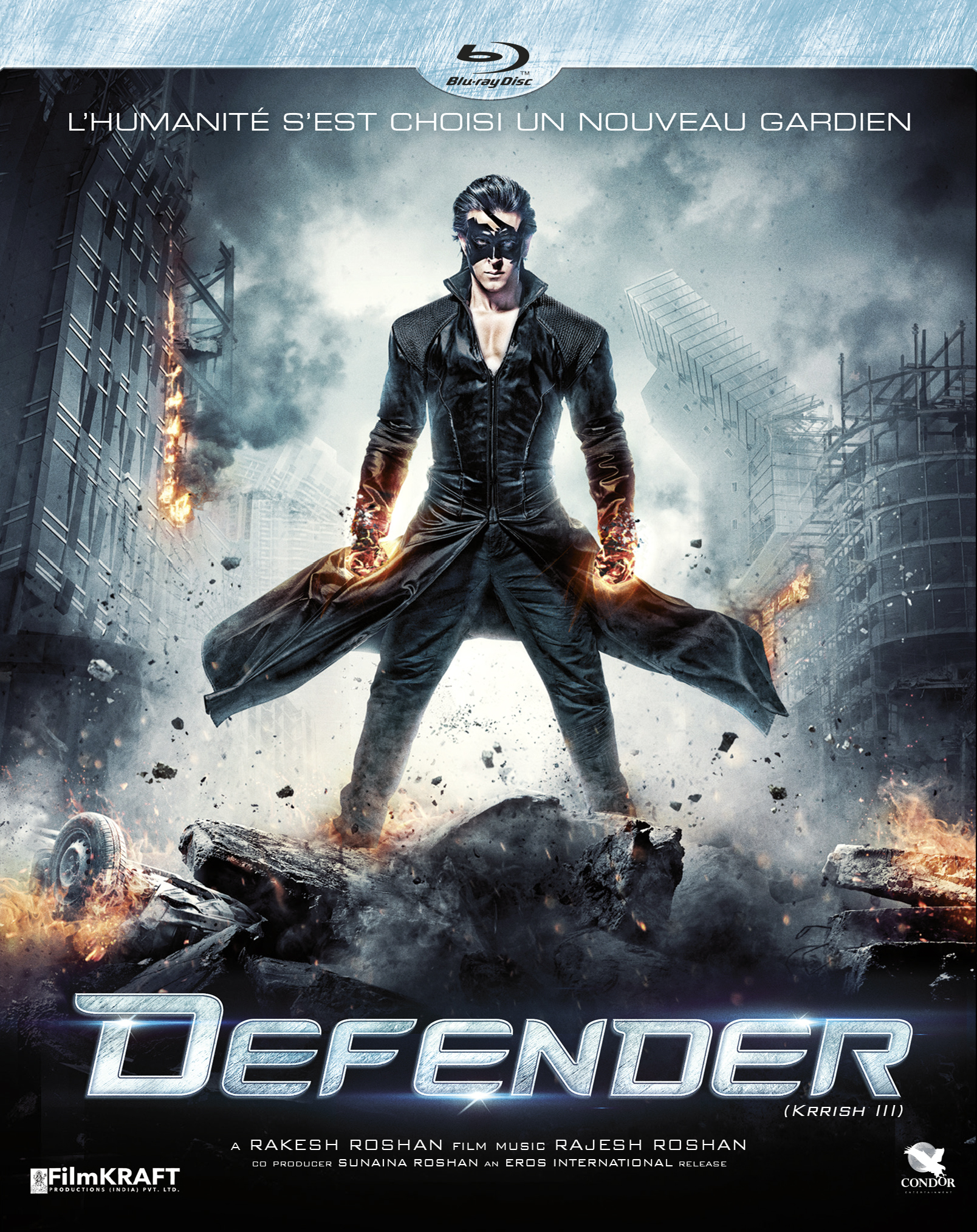 Defender (Krrish 3)