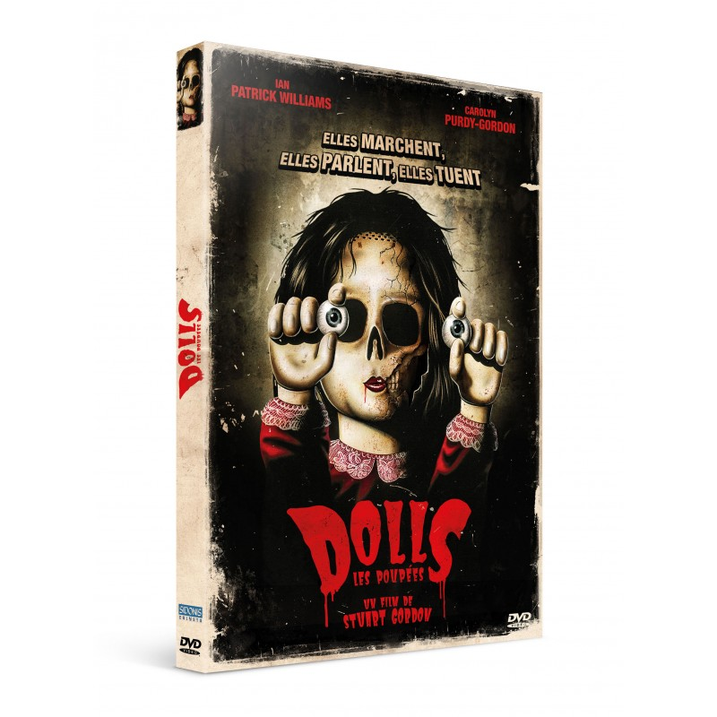 Dolls de Stuart Gordon