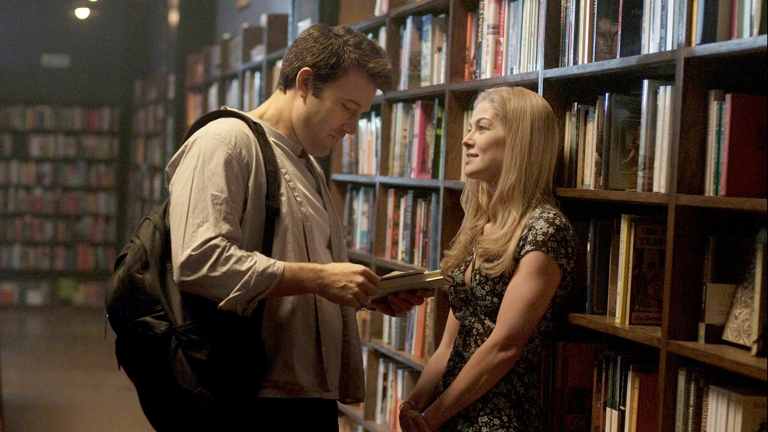 Gone girl, de David Fincher