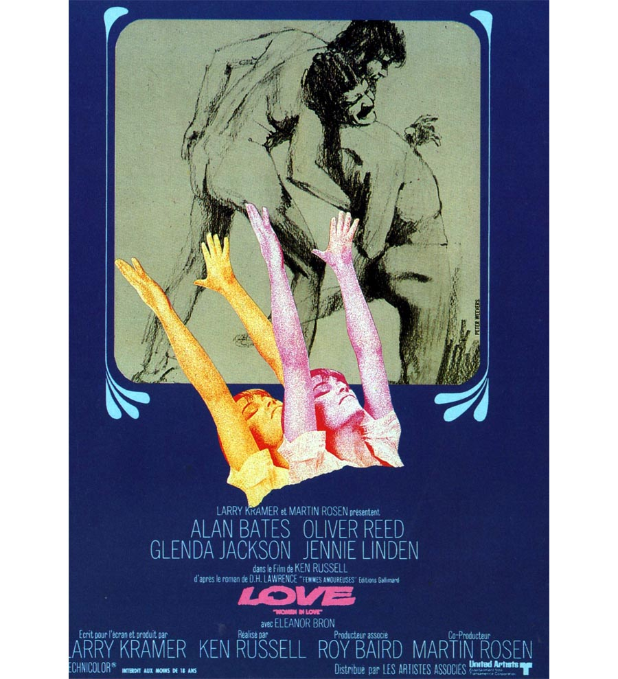 Love (women in love) de Ken Russell
