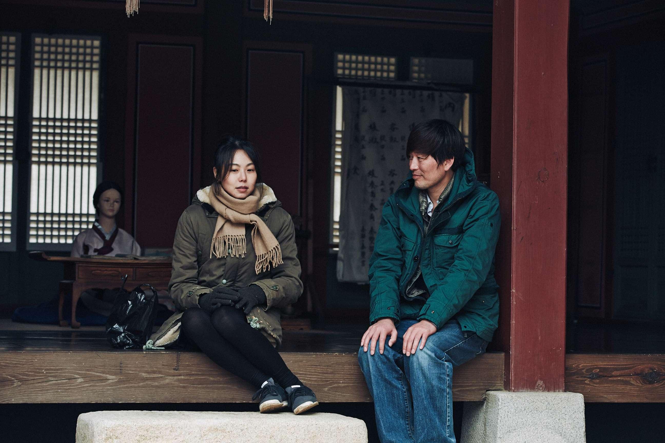 Un jour avec, un jour sans, de Hong Sang-Soo
