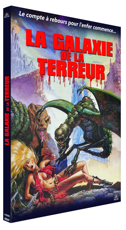 La galaxie de la terreur, de Bruce D. Clark