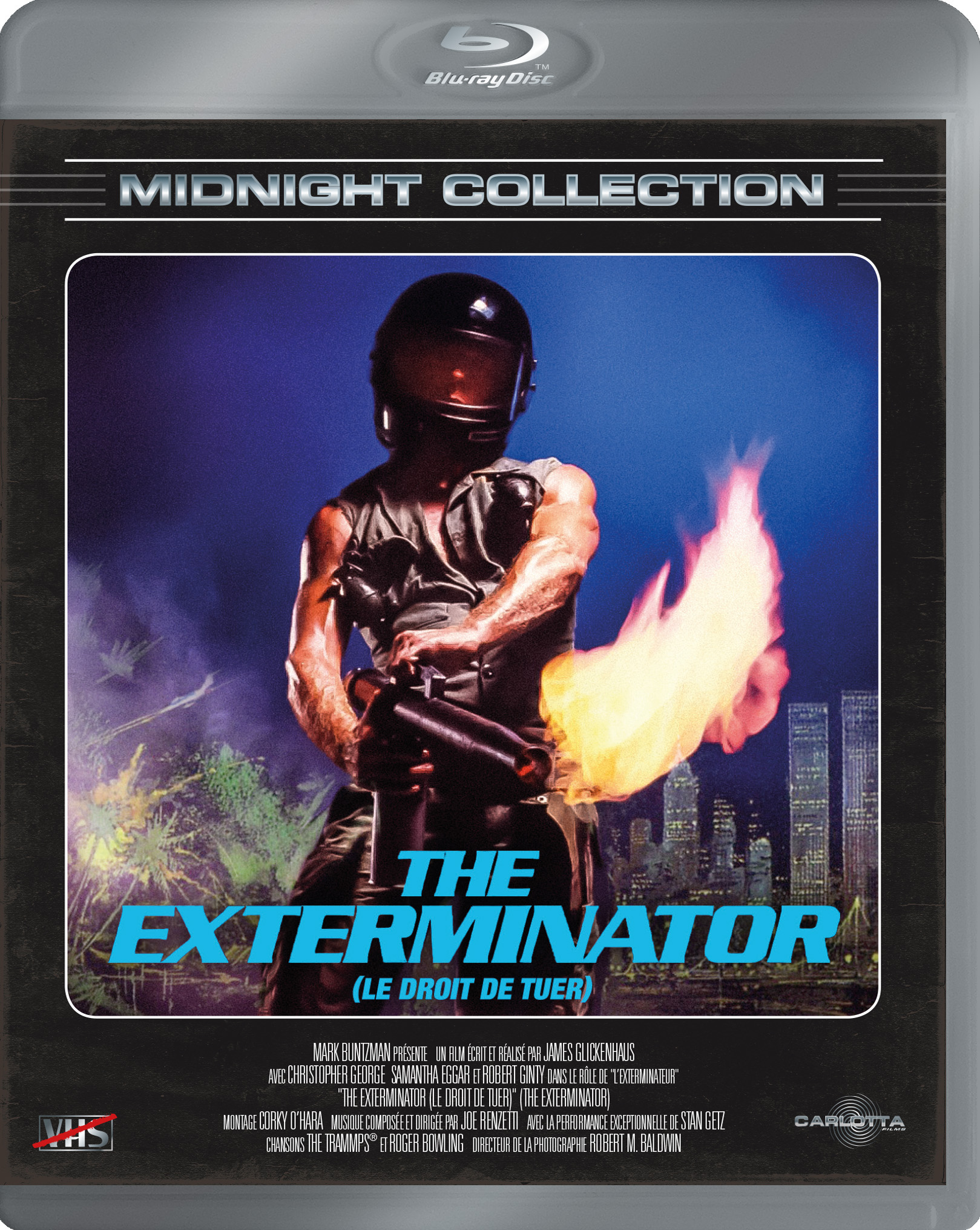 The Exterminator, de James Glickenhaus