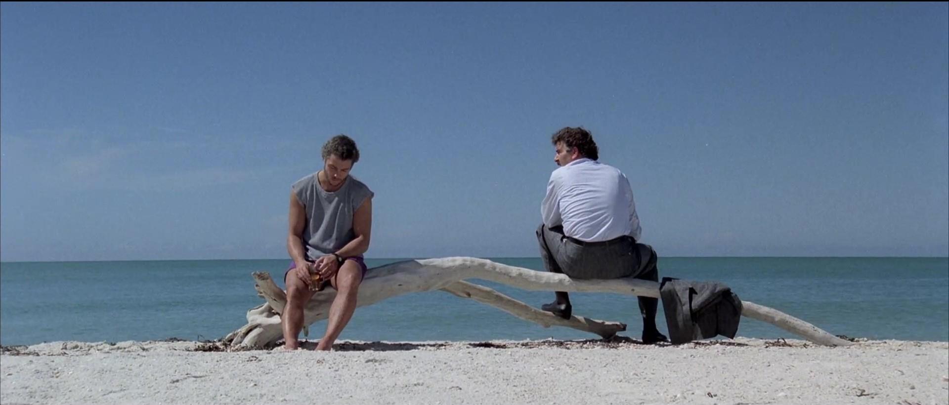 Michael Mann face à l'océan