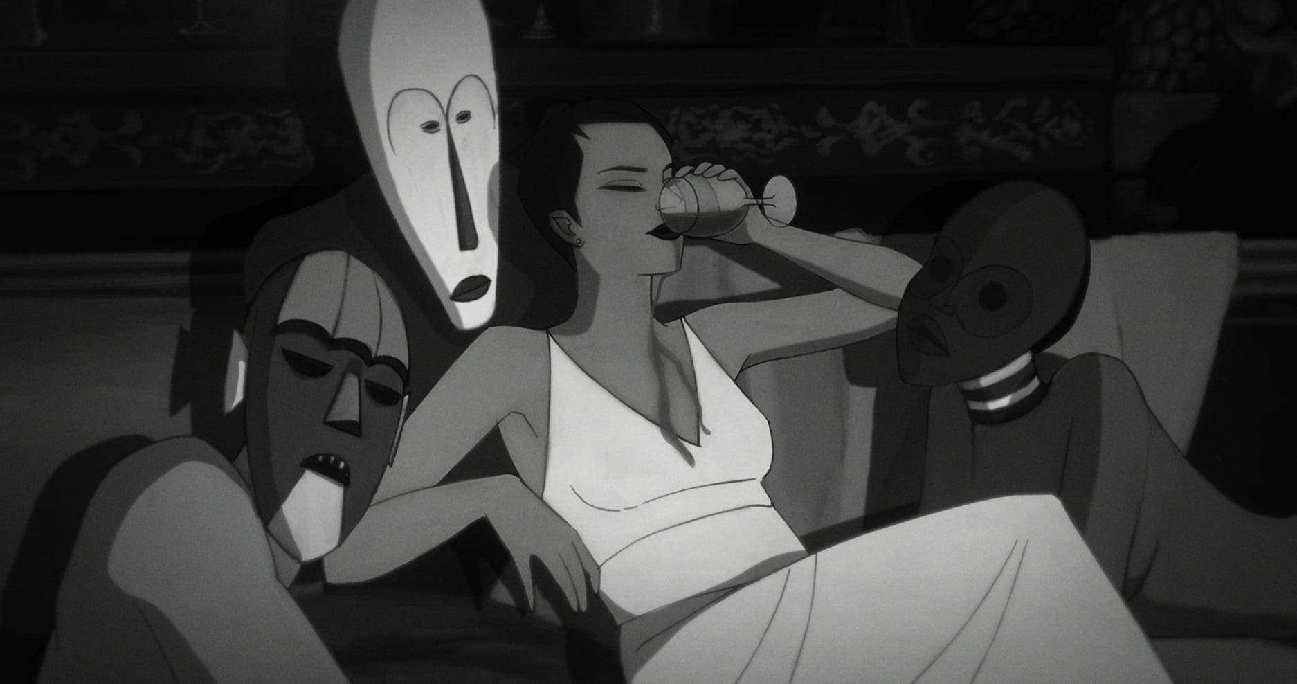 Court-métrage : Ô bal démasque